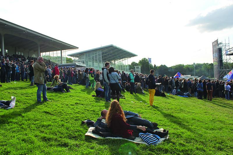 Open source – das unvergleichliche Sommerfestival