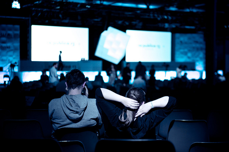 (cc) Gregor Fischer | re:publica 2013