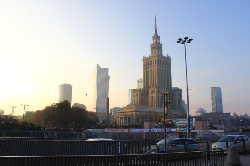 Comenius in Warschau – eine junge europäische Erfahrung.