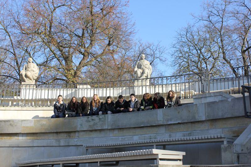 Besuch der königlichen Gärten