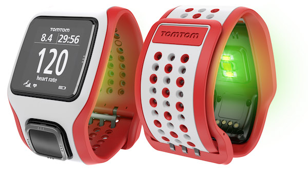 TomTom Cardio Runner GPS Sportuhr
