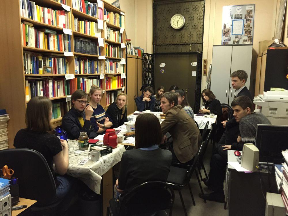 Russlands Jugend im Wandel der Zeit