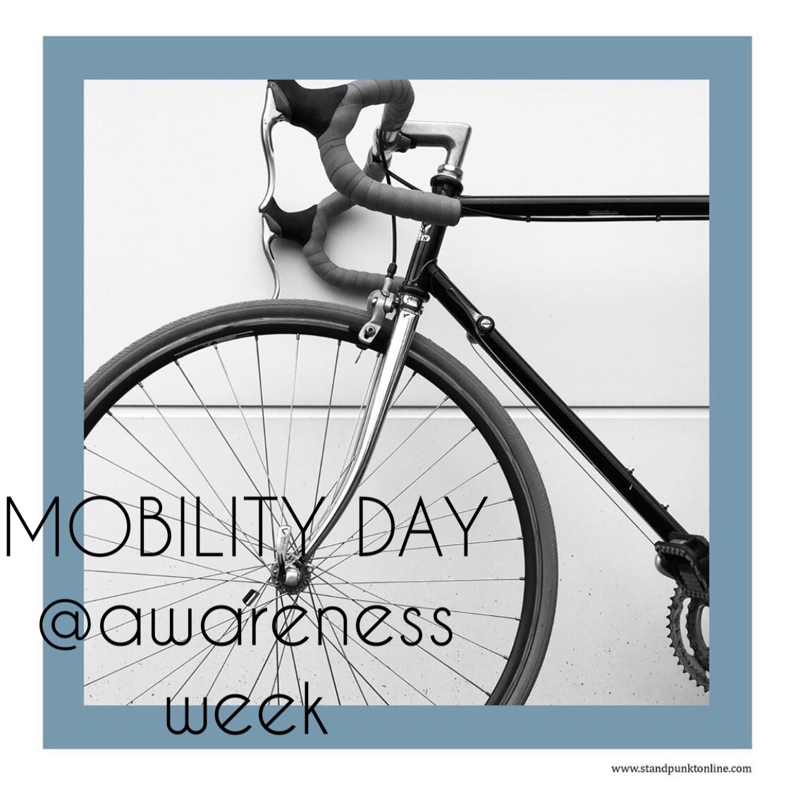 MOBILITY DAY @awareness week