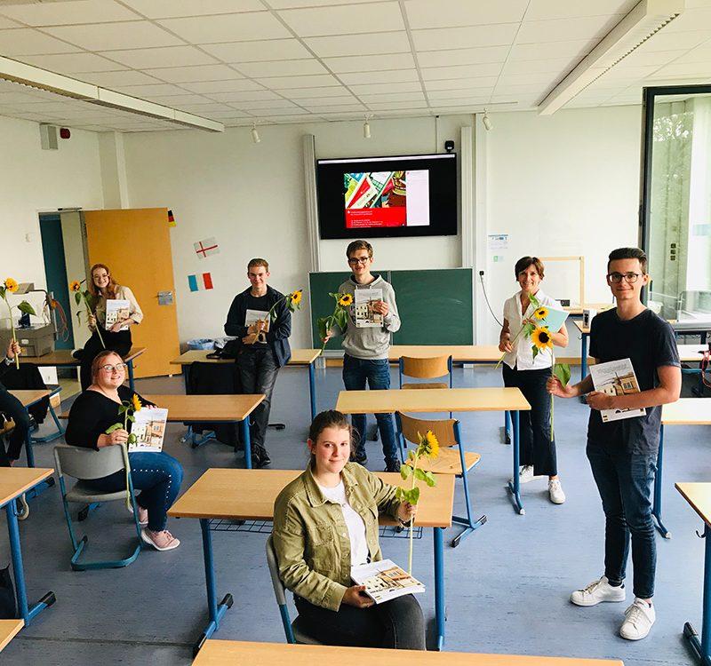 Sonderpreis beim Schülerzeitungsbewerb im Rheinland