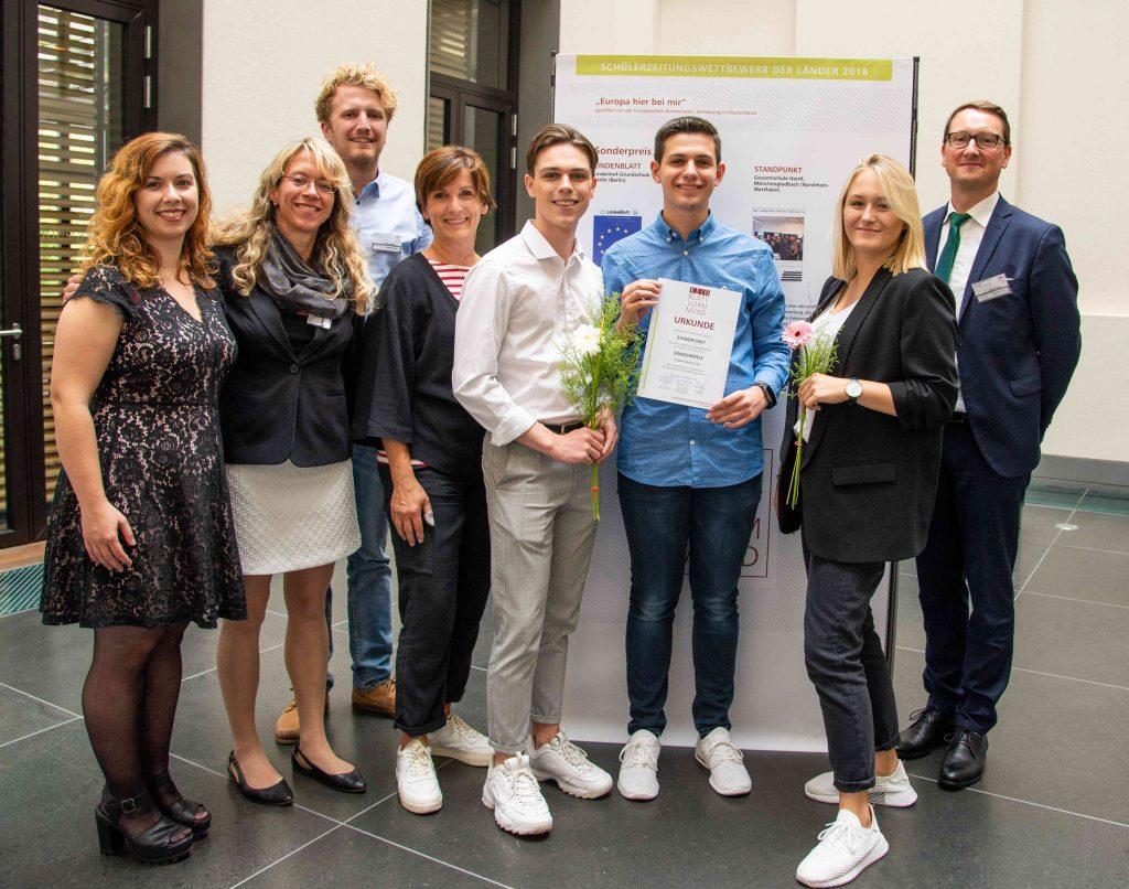 Schülerzeitungspreis der Länder